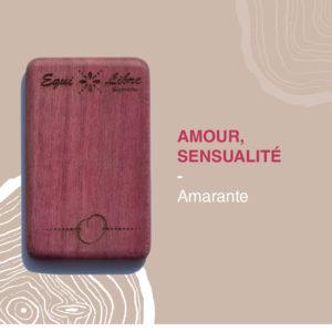 Amour, sensualité – AMARANTE