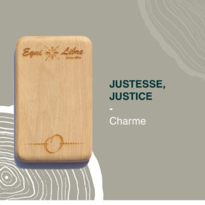 Justesse, justice – CHARME