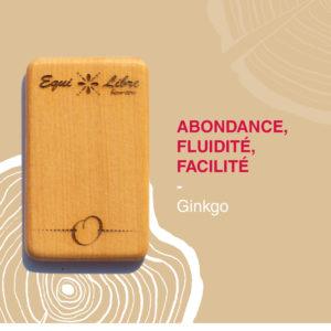 Abondance, fluidité, facilité – GINKGO