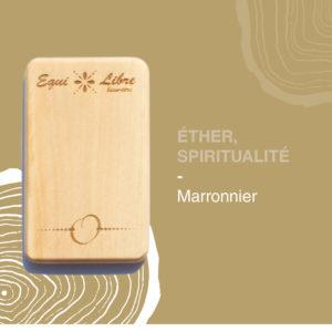 Éther, spiritualité – MARRONNIER