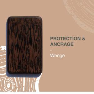 Protection et ancrage – WENGÉ