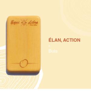 Élan, action – BUIS
